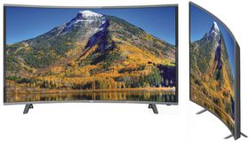 "JVC 32"" HD Ready LED Curved TV"
