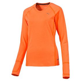 Women's Puma PWRWARM Long Sleeve T-Shirt