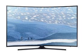 "Samsung 55"" UHD Curved LED TV"