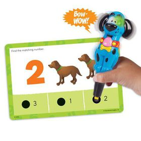 Learning Resources Hot Dots Jr. Card Sets - Numbers & Counting