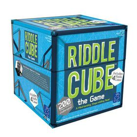 Learning Resources Riddle Cube