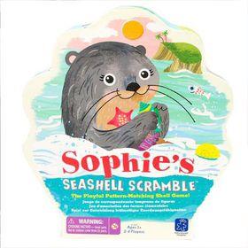 Learning Resources Sophie's Seashell Scramble