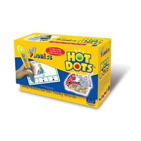 Learning Resources Hot Dots Jolly Phonics Tricky Words