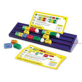 Learning Resources Reading Rods Simple Sentences Reading Kit