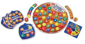 Learning Resources Smart Snacks Counting Cookies - My First Number Game