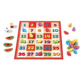 Learning Resources ABC & 123 Ant Picnic Activity Set
