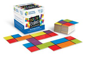 Learning Resources Colour Cubed Strategy Game