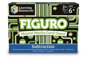 Learning Resources Figuro - Mental Maths Match (Subtraction)