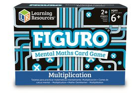 Learning Resources Figuro - Mental Maths Match (Multiplication)