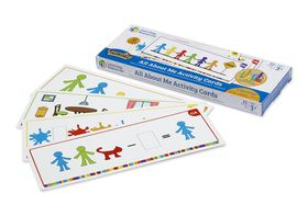 Learning Resources All About Me Family Counters Activity Cards