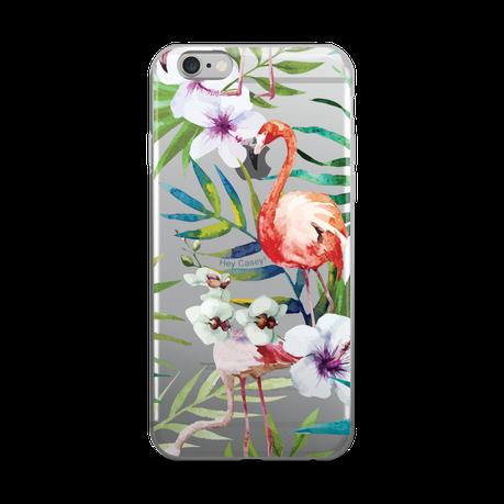 competitive price c6fe9 72b8e Hey Casey! Phone Case for iPhone 6 PLUS - Flamingo Lingo