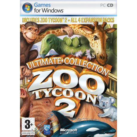 Zoo Tycoon 2 Ultimate Collection (Exclusive) (PC)