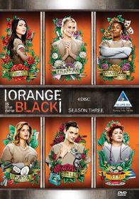 Orange Is The New Black Season 3 (DVD)
