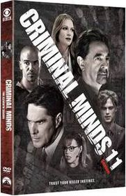 Criminal Minds Season 11 (DVD)