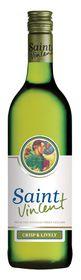 The Saints Wines - Saint Vincent Dry White - 12 x 750ml