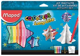 Maped Kids Color'Peps Xmas Activity Set