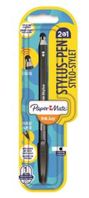 Paper Mate Inkjoy Stylus Ballpoint Pen - Black