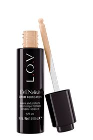 L.O.V Evenelixir Serum Foundation 020 - Nude