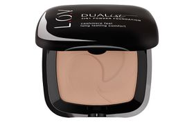 L.O.V Dualist 2-In-1 Powder Foundation 040 - Nude