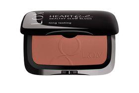 L.O.V Heartful Healthy Glow Blush 050 - Nude