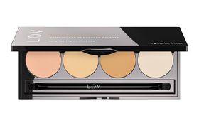 L.O.V Confidential Camouflage Concealer Palette - Nude
