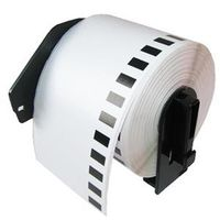 22205 Wide Continuous Thermal Labels (Generic) 62mm × 30.48m Brother DK22205 Replacement