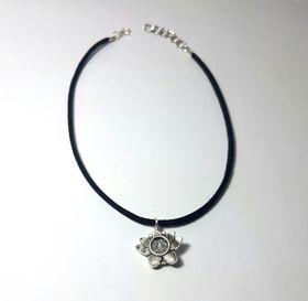 Lakota Inspirations Sacred Lotus Crystal Choker