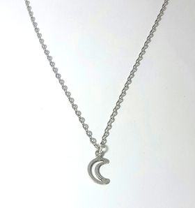 Lakota Inspirations Crescent Moon Necklace