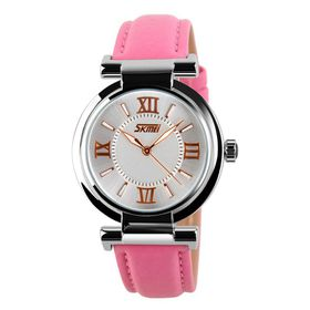 Skmei Ladies Watch - Pink