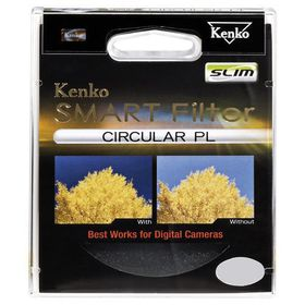 Kenko 62mm Smart Circular Polarizing Filter
