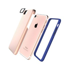Jivo Combo Tough Case for iPhone 7 - Rose Gold