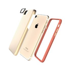 Jivo Combo Tough Case for iPhone 7 - Gold