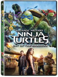 Teenage Mutant Ninja Turtles 2: Out of the Shadows (DVD)