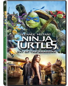 Teenage Mutant Ninja Turtles 2: Out of the Shadows (DVD)