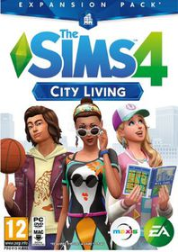 The Sims 4 Expansion Pack 3: City Living (PC - Expansion)