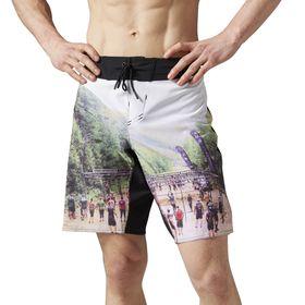 Men's Reebok Obstacle Terrain Racing Board Shorts