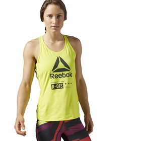Women's Reebok One Series Activchill Graphic Tank Top | Buy Online in South  Africa | takealot.com