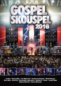 Various Artists - Gospel Skouspel 2016 DVD