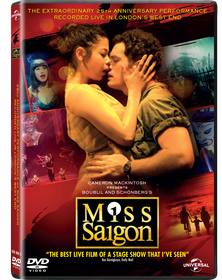 Miss Saigon (Live) (DVD)