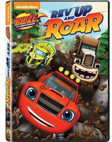 Blaze & The Monster Machines: Rev Up & Roar (DVD)