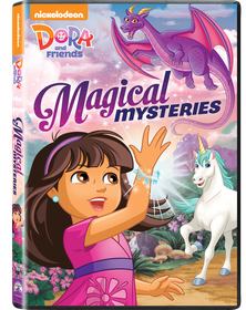 Dora & Friends: Magical Mysteries (DVD)