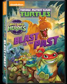 Teenage Mutant Ninja Turtles: Half Shell Heroes - Blast To The Past (DVD)