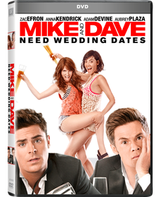 Mike & Dave Need Wedding Dates (DVD)