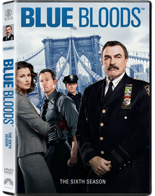 Blue Bloods Season 6 (DVD)
