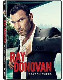 Ray Donovan Season 3 (DVD)