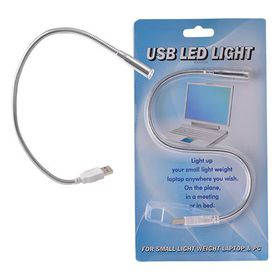 Bulk Pack 3 x USB Led Light For Notebook or PC