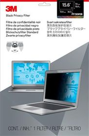 "3M 15.6"" Widescreen Laptop Privacy Filter"