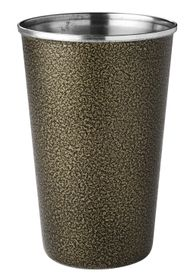 Leisure-Quip - Stainless Steel Tumbler - Bronze - 330ml
