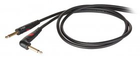 Proel DH120LU5 Instrument Cable 5m Angled Jack