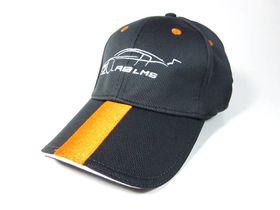 Baseball Audi Unisex Cap M, R8 Lms, Grey / Orange